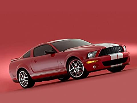 Ford Mustang Customized 32x24 inch Silk Print Poster Affiche de la Soie/WallPaper Great Gift