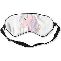 Rainbow Unicorn 99% Eyeshade Blinders Sleeping Eye Patch Eye Mask Blindfold For Travel Insomnia Meditation preisvergleich bei billige-tabletten.eu