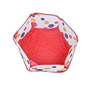 Newcomdigi piscina di palline ball pit pool bambini tenda - Amazon piscina bambini ...