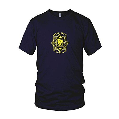 Angel Grove Academy - Herren T-Shirt, Größe: XXL, ()