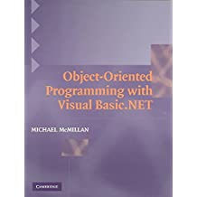 [(Object-Oriented Programming with Visual Basic.NET)] [By (author) Michael McMillan] published on (June, 2004)