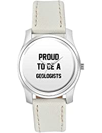 BigOwl Proud To Be A Geologists Best Gift For GEOLOGISTS Fashion Watches For Girls - Awesome Gift For Daughter...
