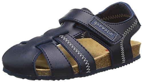GarvalinPosadas - Sandali con punta chiusa Bambino , Blu (Bleu (A Marino Mat)), 35