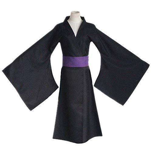 qingning Noragamie Yeto Cosplay Herren Kimonos Halloween Japanischer Anime Kostüm Anzug Kampfanzug (Small, Yeto Kimonos)