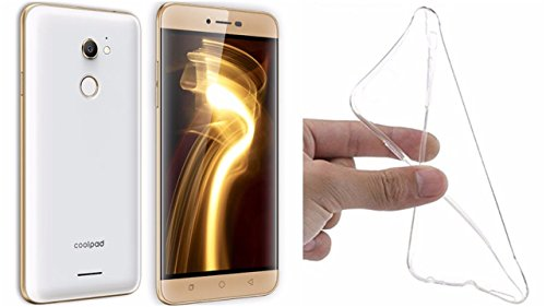 Ultra Thin 0.3mm Clear Transparent Flexible Soft TPU Slim Back Case Cover for Coolpad Note 3S