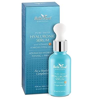 Belle Azul - Serum Facial de Äcido Hialurónico Puro
