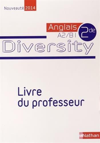 Diversity 2de by Hélène Adrian (2014-08-15)