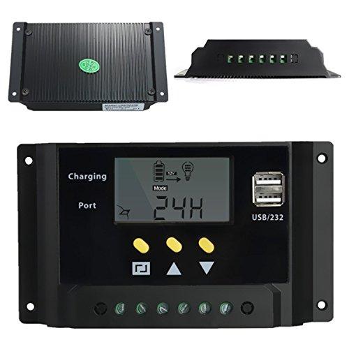 12V 30A LED Bildschirm Ladegerät für Wohnwagen Wohnmobil Motorhome Boot