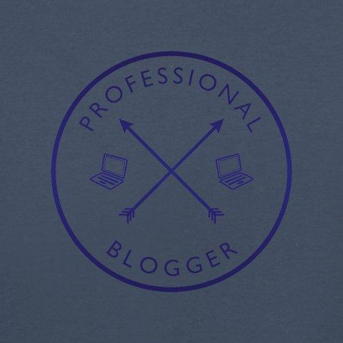 Professioneller Blogger - Herren T-Shirt - 13 Farben Navy