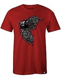 Famous Stars & Straps Men's Rose BOH Graphic T-Shirt