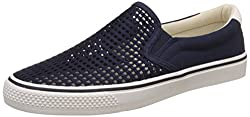 United Colors of Benetton Mens Navy Blue Loafers and Moccasins - 10 UK/India (44.5 EU)