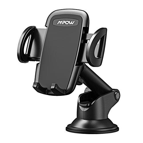 ba7174ddb79c5 Mpow Support de Téléphone de Voiture Support Tableau de Bord Support Tableau  de Bord Smartphone Support