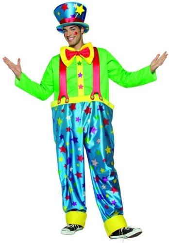 ch) Big Top - Adult Kostüm (Adult Big Top Clown Kostüme)