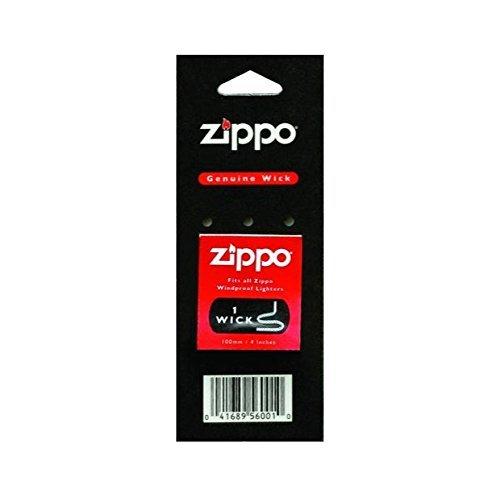 Zippo Ersatzteile Docht 60001324 Wick Single Unit