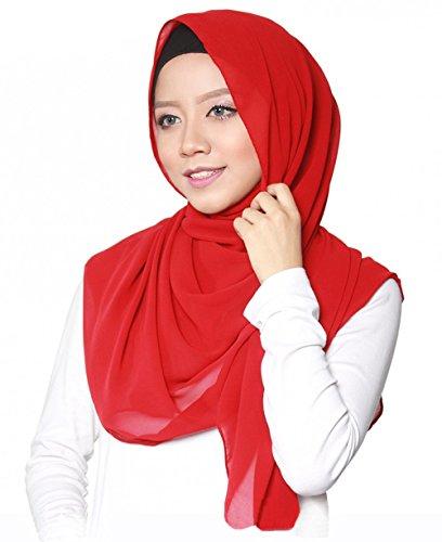 ❤️ SAFIYA - Hiyab mujeres musulmanas velo - Pañuelo