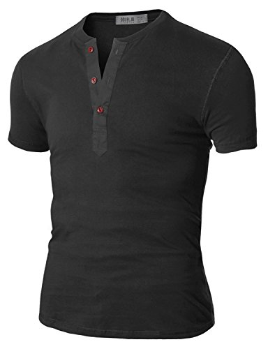 h2h-mens-casual-slim-fit-short-sleeve-henley-t-shirts-charcoal-eu-m-asia-l-d15s-kmt05s