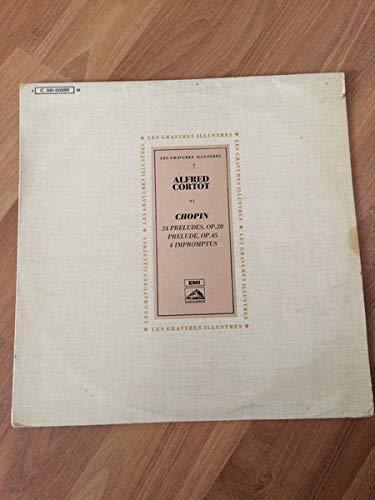 Chopin: 24 Préludes Op. 28 / Prélude Op. 45 / 4 Impromptus [Vinyl LP]