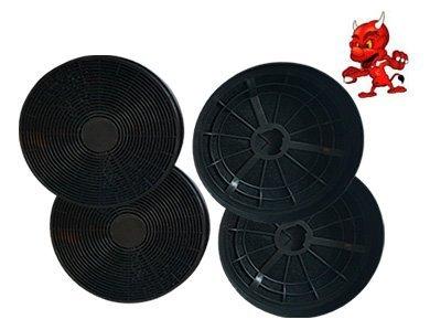 Megaset aktivkohlefilter fettfilter kohlefilter filter für