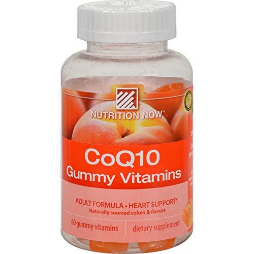 CoQ10 Gummy Vitamins, Peach Flav...
