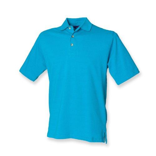 Henbury -  Polo  - Uomo Blu