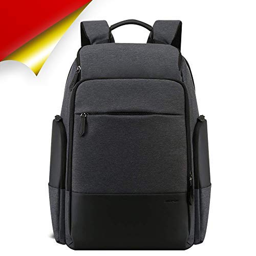 8f6012f87294 Bopai 36L Unisex Travel Bag 15.6 inch Laptop Backpack with USB Charging  Port Flight Approved Carry