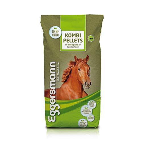 Eggersmann Mein Pferdefutter Kombi Pellets 10 mm für Pferde, 1er-Pack (1x25kg)