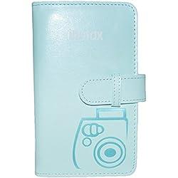 Fujifilm 70100136658 Album Photo pour Instax Mini Gris/Bleu/Rose/Vert