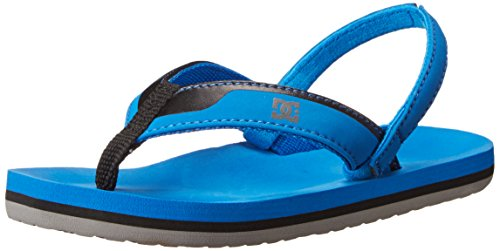 DC Shoes Kleinkinder Sandalen Grommet 320143 blue radiance/black (URB) Gr.20,5 (Sandalen Dc Shoes)