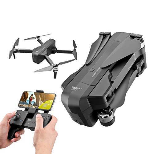 HappySDH Faltbare Drohne SJRC F11 mit Kamera HD 1080P,WiFi GPS 5G Brushless RC Drone mit 2 Batterien, 360-Grad-Flip,Fliegende Spielzeug,Live Video, Quadrocopter für Kinder und Anfänger