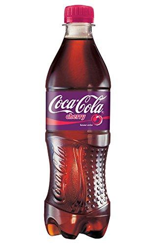 Coca-Cola Cherry 50cl (pack de 24)