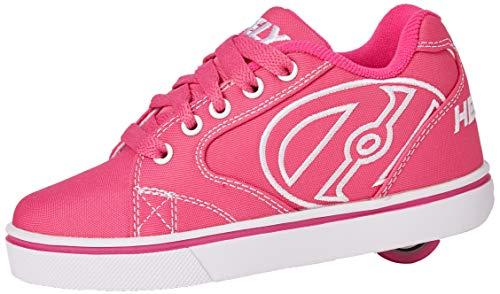 Heelys, Zapatillas de Deporte Unisex niño, Multicolor (Hot Pink/White 000), 33 EU