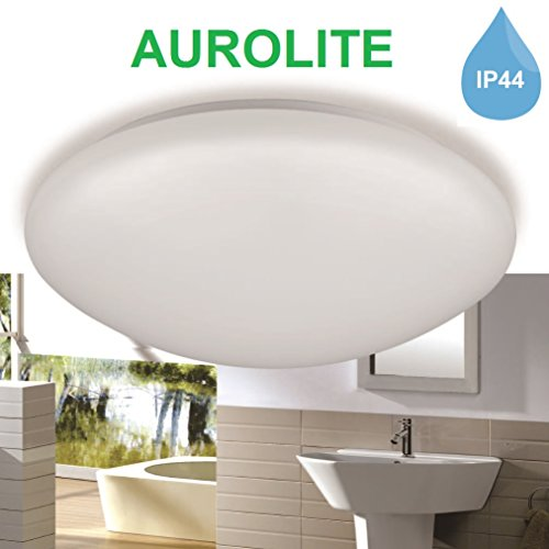 aurolite-led-18w-ip44-ceiling-lights-oe26cm-3000k-1300lm-lighting-for-bathroom-kitchen-hallway-offic