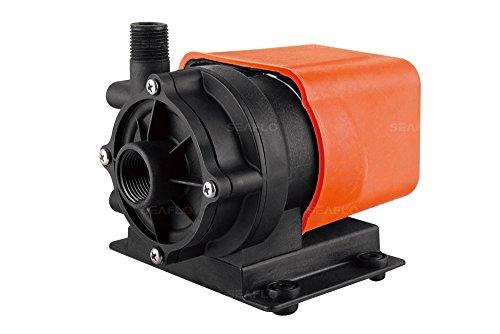 Seaflo 31LPM (500GPH) Marino aire acondicionado bomba de circulación de agua de mar, 240V