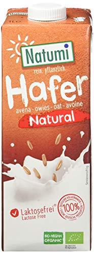 Natumi Hafer Drink Natural Bio, 12er Pack (12 x 1 l )