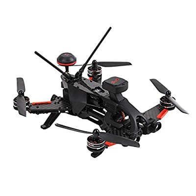 UAV Drone, Runner 250pro Racing Quadcopter Anti-lost Drone with Camera 800TVL/OSD/GPS/5.8G Display/DEVO 7 RTF Transmtter