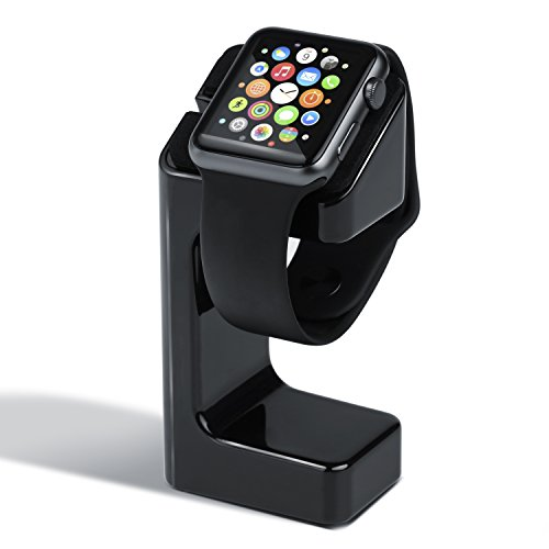 CSL E7-BLACK E7 Apple Watch Mount 38/42mm, Schwarz