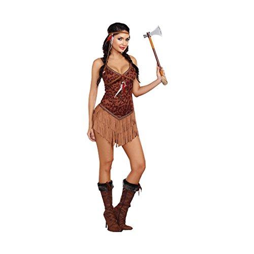 Dreamgirls Erwachsene Kostüme (Dreamgirl 10224Hot auf die Jagd Kostüm)