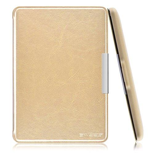 Swees-Funda-de-cuero-Amazon-para-Kindle-Paperwhite-sirve-para-el-Nuevo-Kindle-Paperwhite-2014-2013-2012-Protector-de-pantalla-Cubierta-magntica-con-modo-reposo