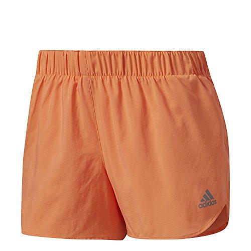 Adidas Response Short pour femme Noir Black/Utiblk Easy Orange