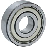 Roinco Small Miniature Ball Bearing 608ZZ for 3D Printer or Robotics or DIY Projects -10 Pieces