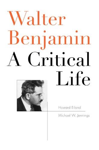 Walter Benjamin (English Edition)