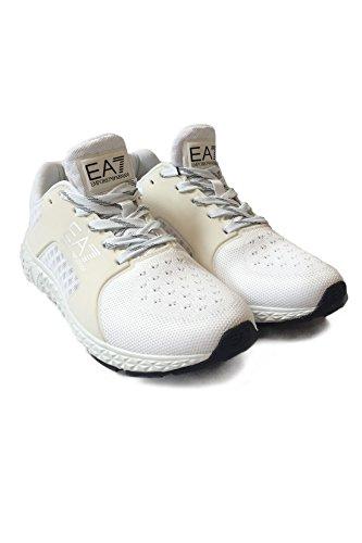 Sneaker EA7 2780697P258 Nuova Collezione Primavera/Estate 2017 White