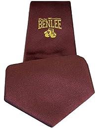 BENLEE Krawatte BENLEEROCKYMARCIANO TIE - OxBlood