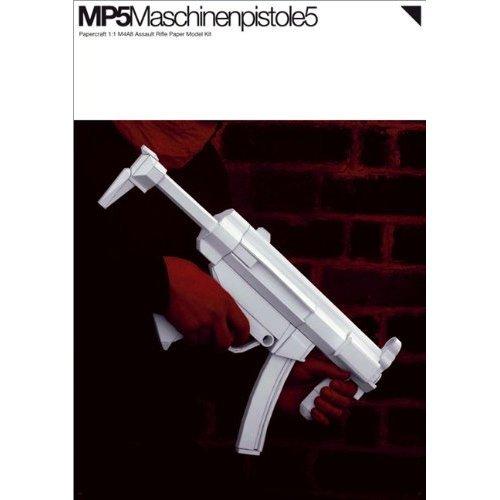 MP5: Paper Gun Model Kit