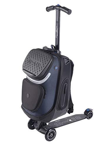 Micro Kickpack - Rucksack, Trolley und Kickboard in Einem