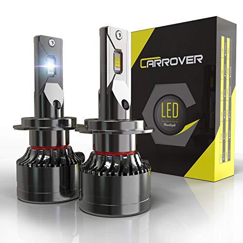 H7 LED 18000LM Ampoules Voiture 110W 12V 6000K