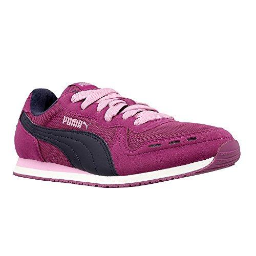Puma Cabana Racer - 35637221 - Couleur: Violet - Pointure: 35.5