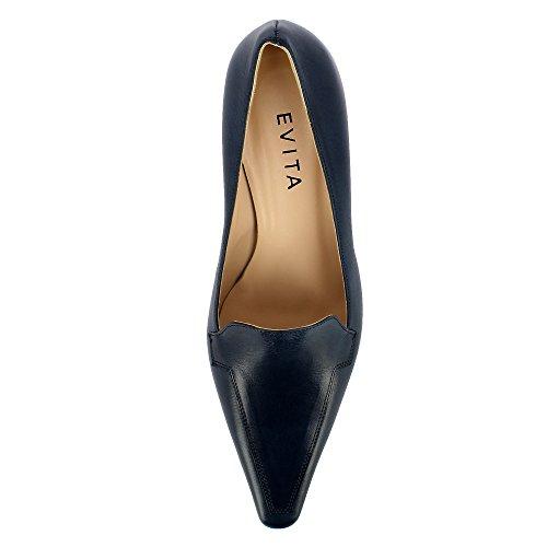 Evita Shoes  Patrizia, Escarpins pour femme Bleu