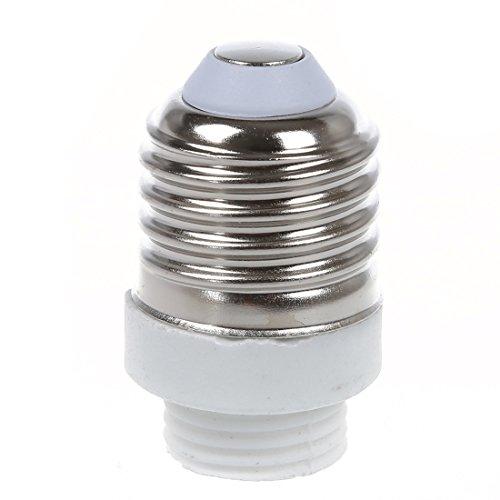 TOOGOO(R) 10 Pcs.E27 - G9 LED Vis adaptateur d'ampoule convertisseur
