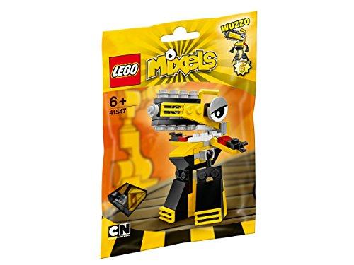 LEGO Mixels Wuzzo 74pieza(s) - Juegos de construcción (Dibujos Animados, Multi)